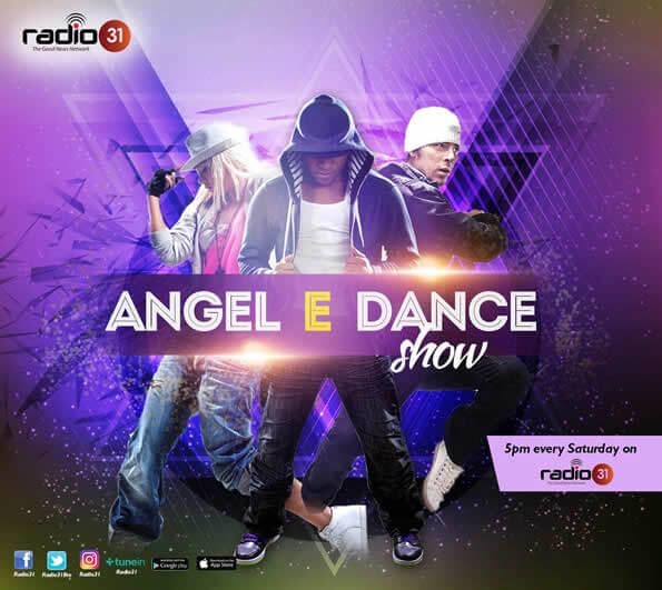 Angel-E-Dance-Show-Radio31-Broadcast-Programme